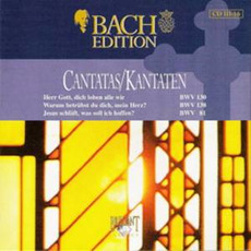 Bach Edition, III: Cantatas I, CD16 mp3 Artist Compilation by Johann Sebastian Bach