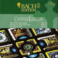 Bach Edition, IV: Cantatas II, CD4 mp3 Artist Compilation by Johann Sebastian Bach