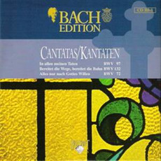 Bach Edition, III: Cantatas I, CD3 mp3 Artist Compilation by Johann Sebastian Bach