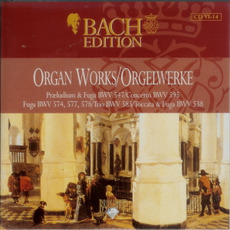 Bach Edition, VI: Organ Works, CD14 mp3 Artist Compilation by Johann Sebastian Bach