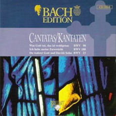 Bach Edition, III: Cantatas I, CD9 mp3 Artist Compilation by Johann Sebastian Bach