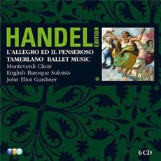 Handel Edition: L'Allegro ed Il Penseroso, Tamerlano, Ballet Music mp3 Artist Compilation by George Frideric Handel