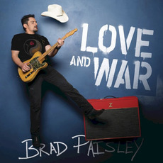 Love and War mp3 Album by Brad Paisley