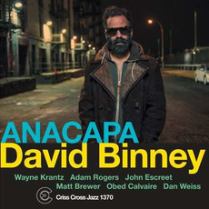 Anacapa mp3 Album by David Binney
