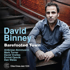 Barefooted Town mp3 Album by David Binney