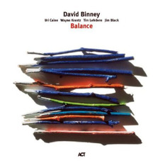 Balance mp3 Album by David Binney