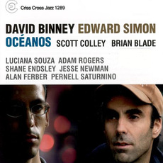 Océanos mp3 Album by David Binney, Edward Simon