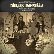 Songs for the Juerga mp3 Album by Diego's Umbrella