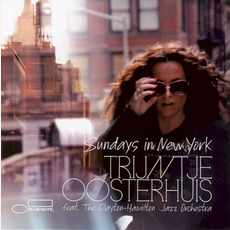 Sundays in New York (feat. The Clayton-Hamilton Jazz Orchestra) by Trijntje Oosterhuis