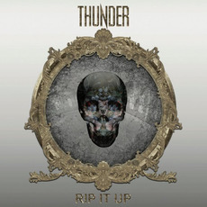 Rip It Up (Japanese Edition) by Thunder