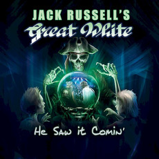 He Saw It Comin' mp3 Album by Jack Russell's Great White