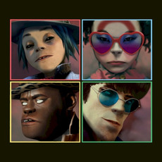 Humanz (Deluxe Edition) mp3 Album by Gorillaz