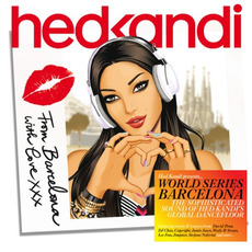 Hed Kandi: World Series: Barcelona by Various Artists