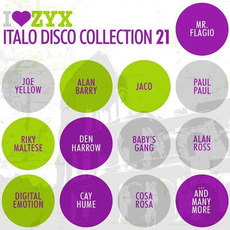 I Love ZYX Italo Disco Collection 21 mp3 Compilation by Various Artists