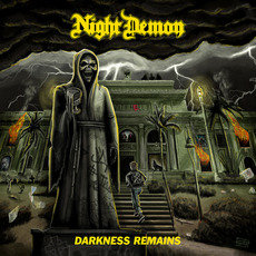Darkness Remains mp3 Album by Night Demon