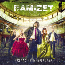 Freaks in Wonderland mp3 Album by Ram-Zet