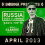 Bobina pres. Russia Goes Clubbing Radio Top 10: April 2013