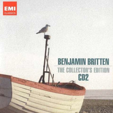 The Collector's Edition, CD2 mp3 Artist Compilation by Benjamin Britten