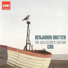 The Collector's Edition, CD5 mp3 Artist Compilation by Benjamin Britten