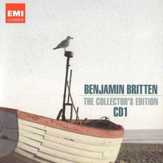 The Collector's Edition, CD1 mp3 Artist Compilation by Benjamin Britten