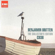 The Collector's Edition, CD36 mp3 Artist Compilation by Benjamin Britten