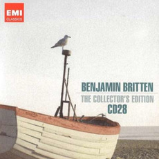 The Collector's Edition, CD28 mp3 Artist Compilation by Benjamin Britten