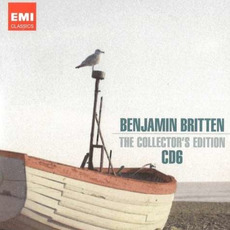 The Collector's Edition, CD6 mp3 Artist Compilation by Benjamin Britten