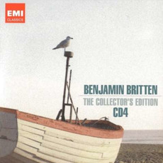 The Collector's Edition, CD4 mp3 Artist Compilation by Benjamin Britten