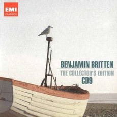 The Collector's Edition, CD9 mp3 Artist Compilation by Benjamin Britten