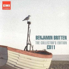 The Collector's Edition, CD11 mp3 Artist Compilation by Benjamin Britten