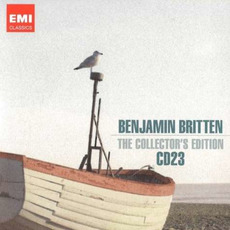 The Collector's Edition, CD23 mp3 Artist Compilation by Benjamin Britten