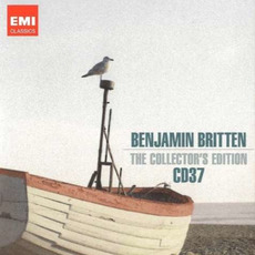 The Collector's Edition, CD37 by Benjamin Britten