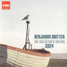 The Collector's Edition, CD24 mp3 Artist Compilation by Benjamin Britten