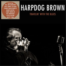 Travelin' with the Blues mp3 Album by Harpdog Brown
