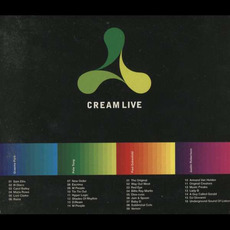 Cream Live mp3 Compilation by Various Artists