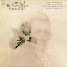 Glenn Gould: The Complete Original Jacket Collection, CD48 mp3 Artist Compilation by Wolfgang Amadeus Mozart