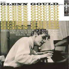 Glenn Gould: The Complete Original Jacket Collection, CD2 mp3 Artist Compilation by Ludwig Van Beethoven