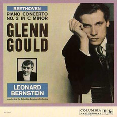 Glenn Gould: The Complete Original Jacket Collection, CD8 mp3 Artist Compilation by Ludwig Van Beethoven