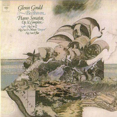 Glenn Gould: The Complete Original Jacket Collection, CD51 mp3 Artist Compilation by Ludwig Van Beethoven