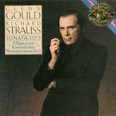 Glenn Gould: The Complete Original Jacket Collection, CD77 mp3 Artist Compilation by Richard Strauss