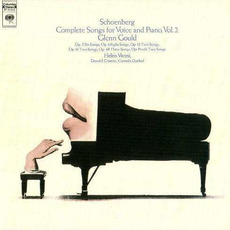 Glenn Gould: The Complete Original Jacket Collection, CD44 mp3 Artist Compilation by Arnold Schönberg