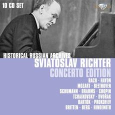 Sviatoslav Richter: Concerto Edition