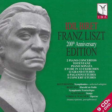 200th Anniversary Edition (Idil Beret) mp3 Artist Compilation by Franz Liszt