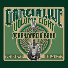 GarciaLive, Volume Eight mp3 Live by Jerry Garcia Band