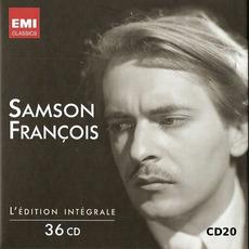 Samson François: L'édition intégrale, CD20 mp3 Artist Compilation by Claude Debussy