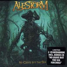 No Grave but the Sea (Limited Edition) mp3 Album by Alestorm