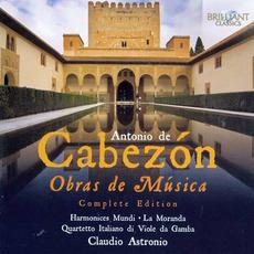 Obras de Música (Complete Edition) mp3 Artist Compilation by Antonio De Cabezón