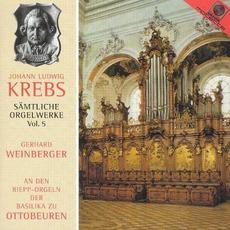 Sämtliche Orgelwerke, Vol. 5 mp3 Artist Compilation by Johann Ludwig Krebs