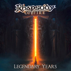 Legendary Years (Japanese Edition) by Rhapsody Of Fire