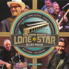 Golden State Lone Star Blues Revue mp3 Album by Mark Hummel